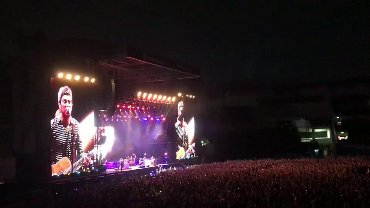 noel gallagher whatever 2018 Noel Gallagher's High Flying Birds