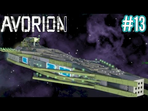 Avorion | Battleship Upgrade! | Part 13 | Avorion Gameplay
