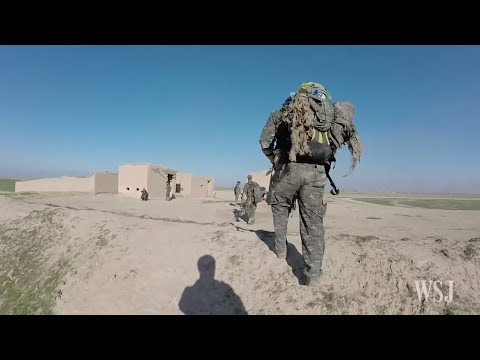 Hunting ISIS With American Veterans/US-YPG Kämpfer filmen [GoPro HD Doku]
