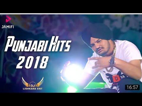 Punjabi Mashup 2018  Dj Lishkara  Jamifi Studios  Top Punjabi Hits Of 2018