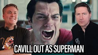 Henry Cavill Out As Superman And WB's Lame Response - The Weekly Hero