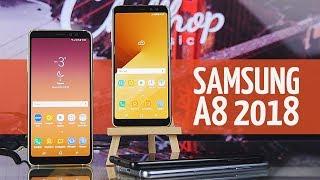 Подходит ли Samsung Galaxy A8 для игр? Смотрите это видео