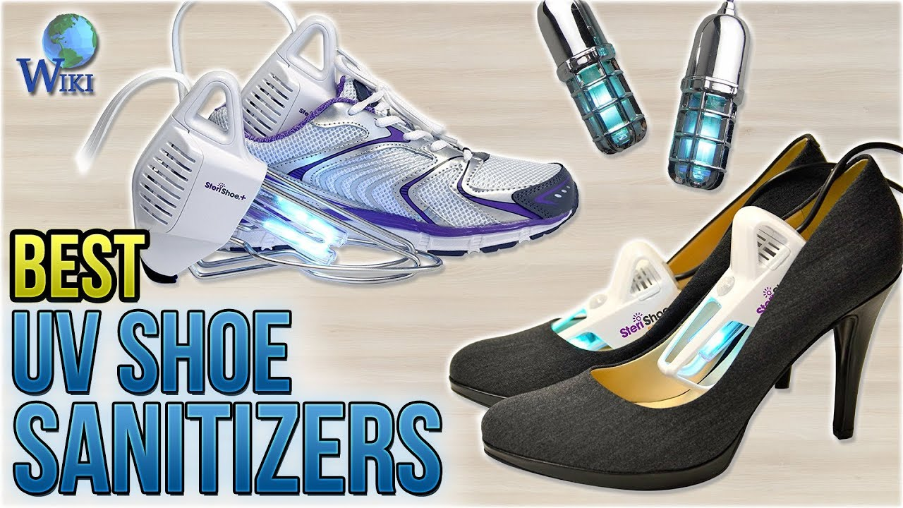 Eliminate Bad Odor and sanitize Shoes! Comyan shoes Germicidal Lamp!Drying