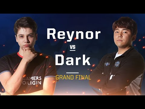 Reynor Vs Dark ZvZ - Grand Final - 2019 WCS Global Finals - StarCraft II