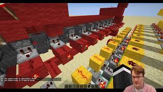 ➕➖ Redstone-Minigame - Ep. 8: WIR KÖNNEN SPIELEN?!
