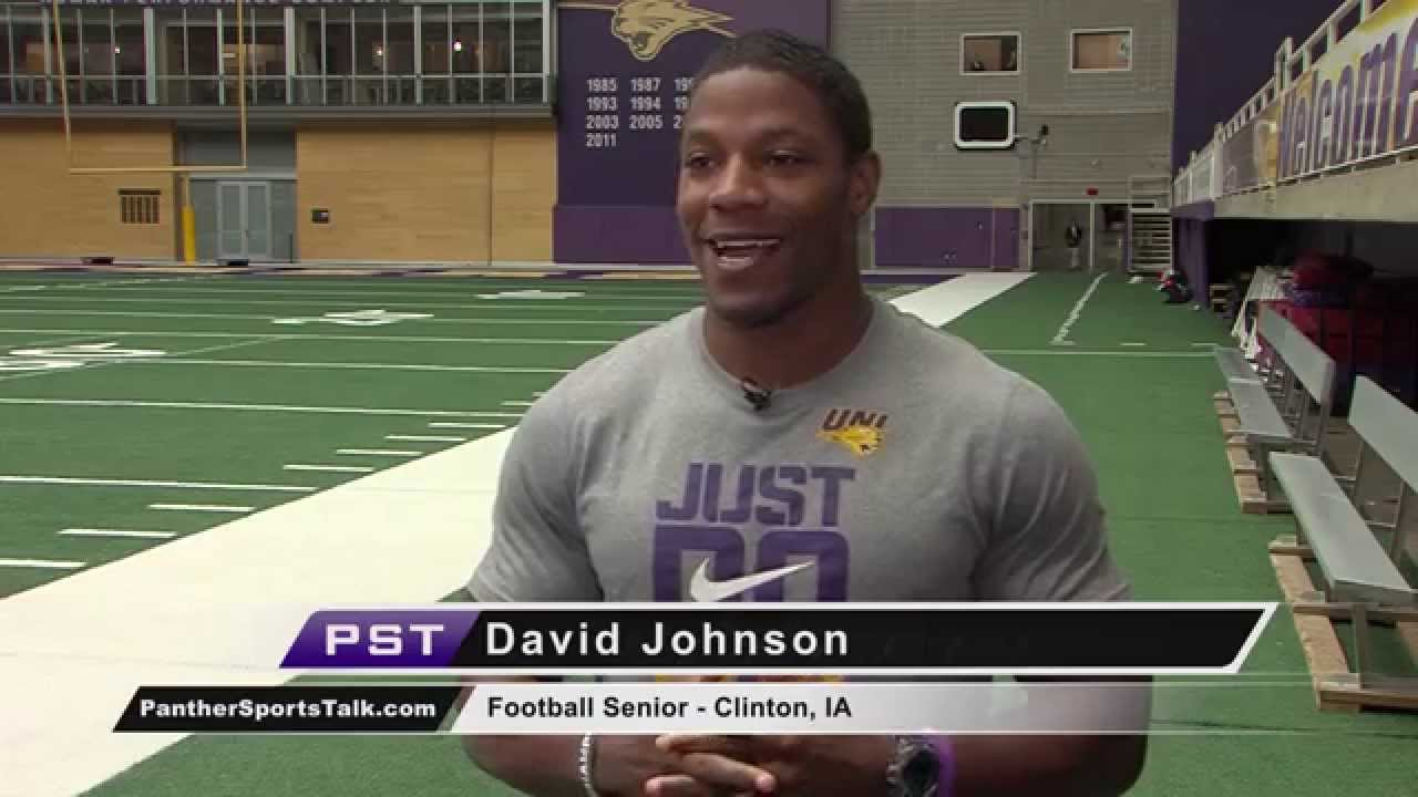 David Johnson UNI Panther NFL Draft preview