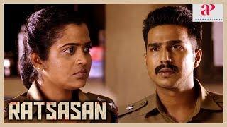 Vishnu Vishal Movies | Ratsasan Movie | Suspect revealed to be a psycho | Suzane George