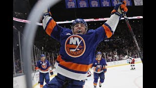 New York Islanders Win in Emotional Return to Nassau Coliseum