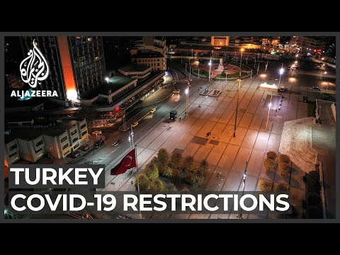 Turkey's COVID-19 explosion brings harsh restrictions