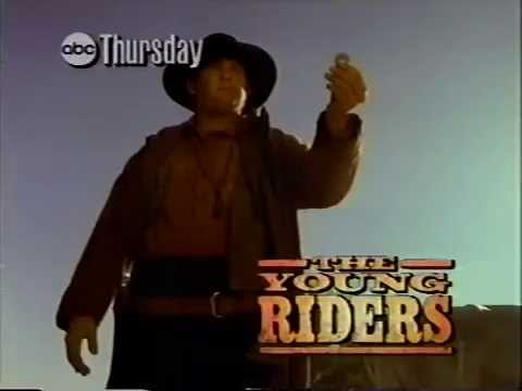 Father Dowling Mysteries & The Young Riders 1990 ABC