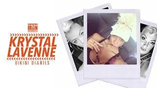Final Competition Prep | Krystal Lavenne Bikini Diaries