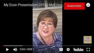My Econ Presentation 2018 | MyEcon Credit Repair 750+
