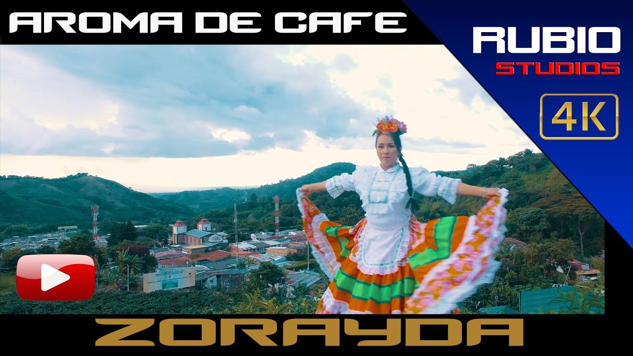 ZORAYDA-AROMA DE CAFE
