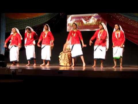 Oppana - a wedding folk dance form from Malabar, Kerala