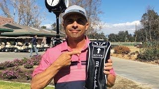 Win a Travis Mathew Club Head Cover