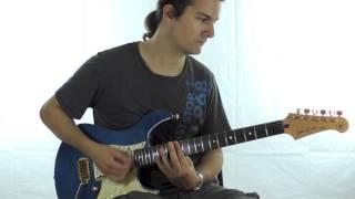 Blind Test ANSWERS: Fender Stratocaster vs Yamaha Pacifica vs Yamaha RGX Custom vs Ibanez AR300