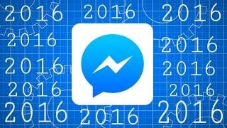Como salvar vídeos e fotos do Messenger 2016 versão Android
