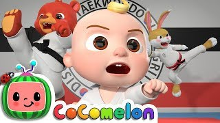 Gambar cover Taekwondo Song | CoCoMelon Nursery Rhymes & Kids Songs