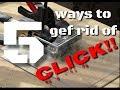 Deck click fix!