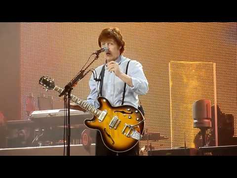Paul McCartney - Paperback Writer [Live at Lanxess Arena, Cologne - 01-12-2011]