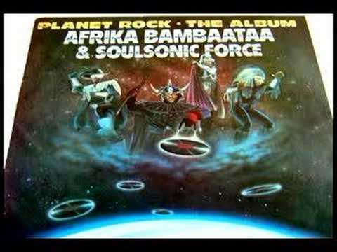 Afrika Bambaataa w/ SoulSonic Force feat. Trouble Funk