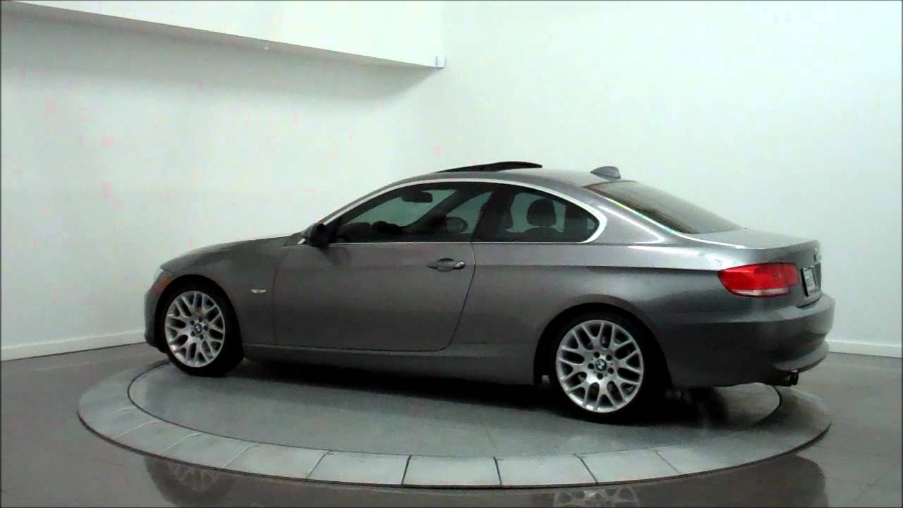 2007 bmw 328i sport coupe youtube. Black Bedroom Furniture Sets. Home Design Ideas