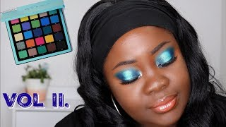 Easy Eyeshadow Tutorial with Norvina Vol. 2 Palette