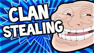 Clan Stealing on Black Ops 2!