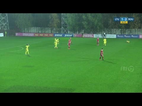 Lituania U17 – România U17   1-2