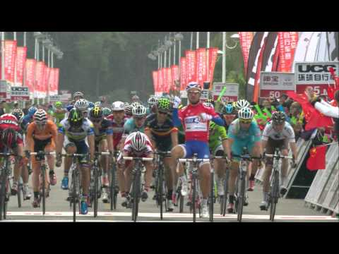 2013 Tour of Beijing Overall Highlights
