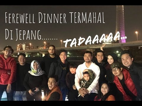 'THE GUYS' HARI TERAKHIR DI JEPANG !!!