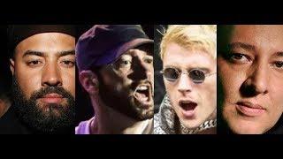 EBRO and DJ SEMTEX REACT to Eminem