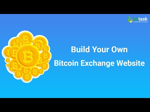 Build Your Own Bitcoin Exchange Website With 5 Easy Steps
