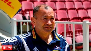New Stormers coach Eddie Jones has promised fans that he'll build on the solid foundation left behind by Allistair Coetzee, saying he doesn't want the Stormers to play like Japan or the Brumbies - they need to play like the Stormers.