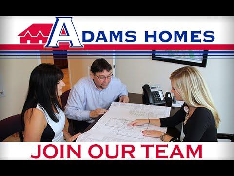 Careers   Adams Homes