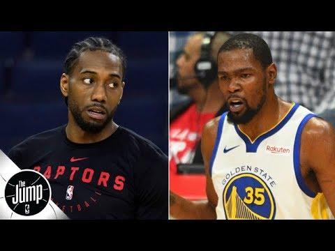 NBA free agency predictions for Kawhi Leonard and Kevin Durant | The Jump