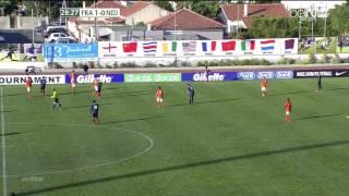 Jordan  Diakiese - Number 17  Blue Shirt  National Team France U21