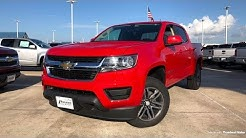 2019 Chevrolet Colorado LT (3.6L V6) - Full Review
