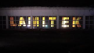 Видеопроекция на стеклянный фасад здания(, 2015-11-19T11:20:17.000Z)