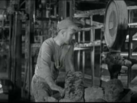 Tire Building 1934 Youtube