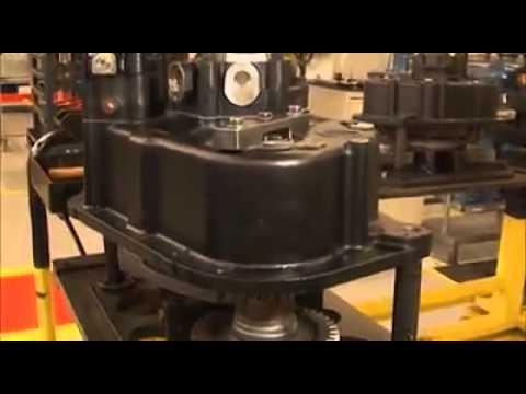 Eaton - Montagem de uma Caixa de Transmissão (Cambio)