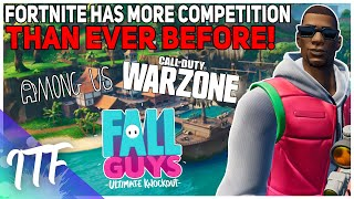 Fortnite Has More Compeтition THAN EVER BEFORE! (Fortnite Battle Royale)