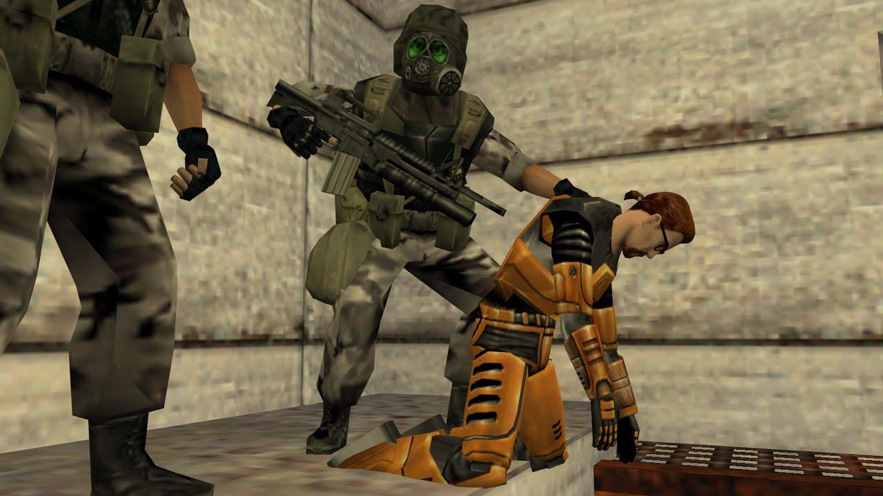 Half Life Decay Cut Death Of Gordon Freeman