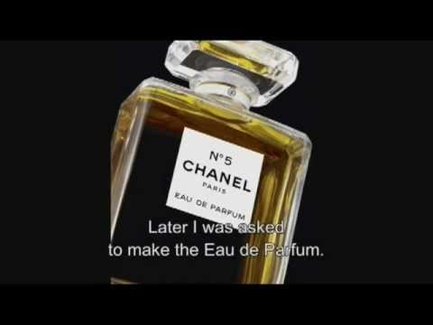 Chanel No 5 By Jacques Polge The History Of No 5 Youtube