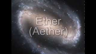 Cosmic Ether - Edgar Cayce's Cosmology