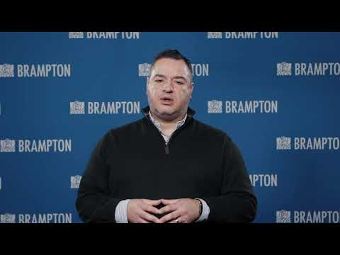 February 17, 2021: City of Brampton Reopening and Recovery Update