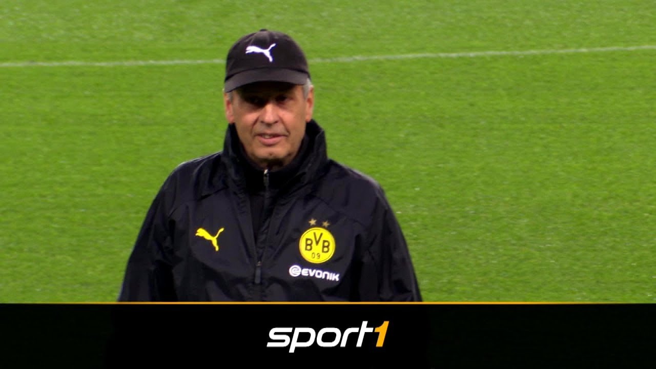 Lucien Favre: Bin von Meisterschaft mit BVB überzeugt | SPORT1 - DER TAG