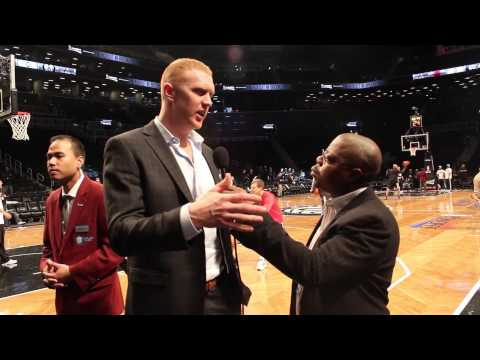 Brian Scalabrine Talks Barclays Center, Chicago Bulls Versus Brooklyn Nets And More
