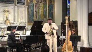 Valse Vanite- CHAD SMITH- alto saxophone