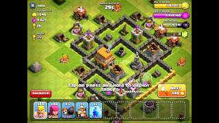 Clash of Clans edited video